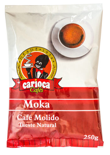 cafe-carioca-moka-molido250G