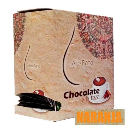 ChocolatesAltoPiano Naranja